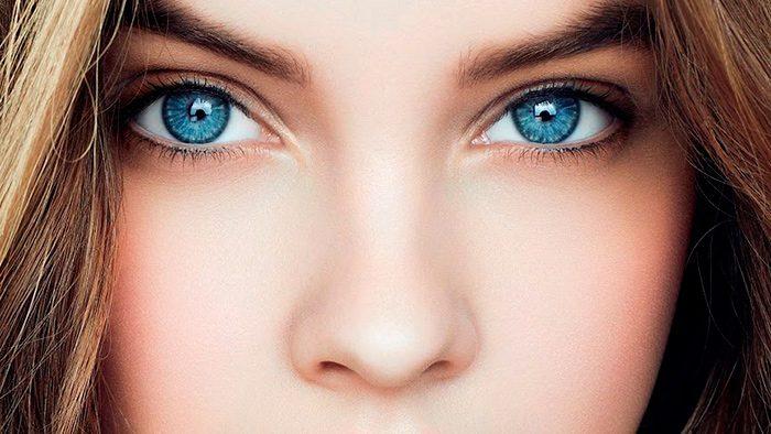 Изменить цвет глаз лазером