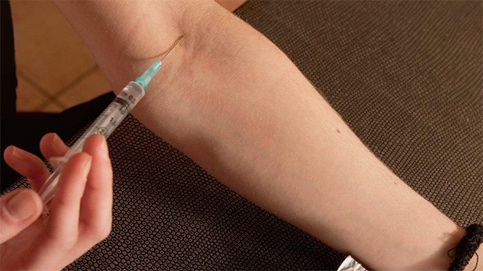 Пути заражения гепатитом С
