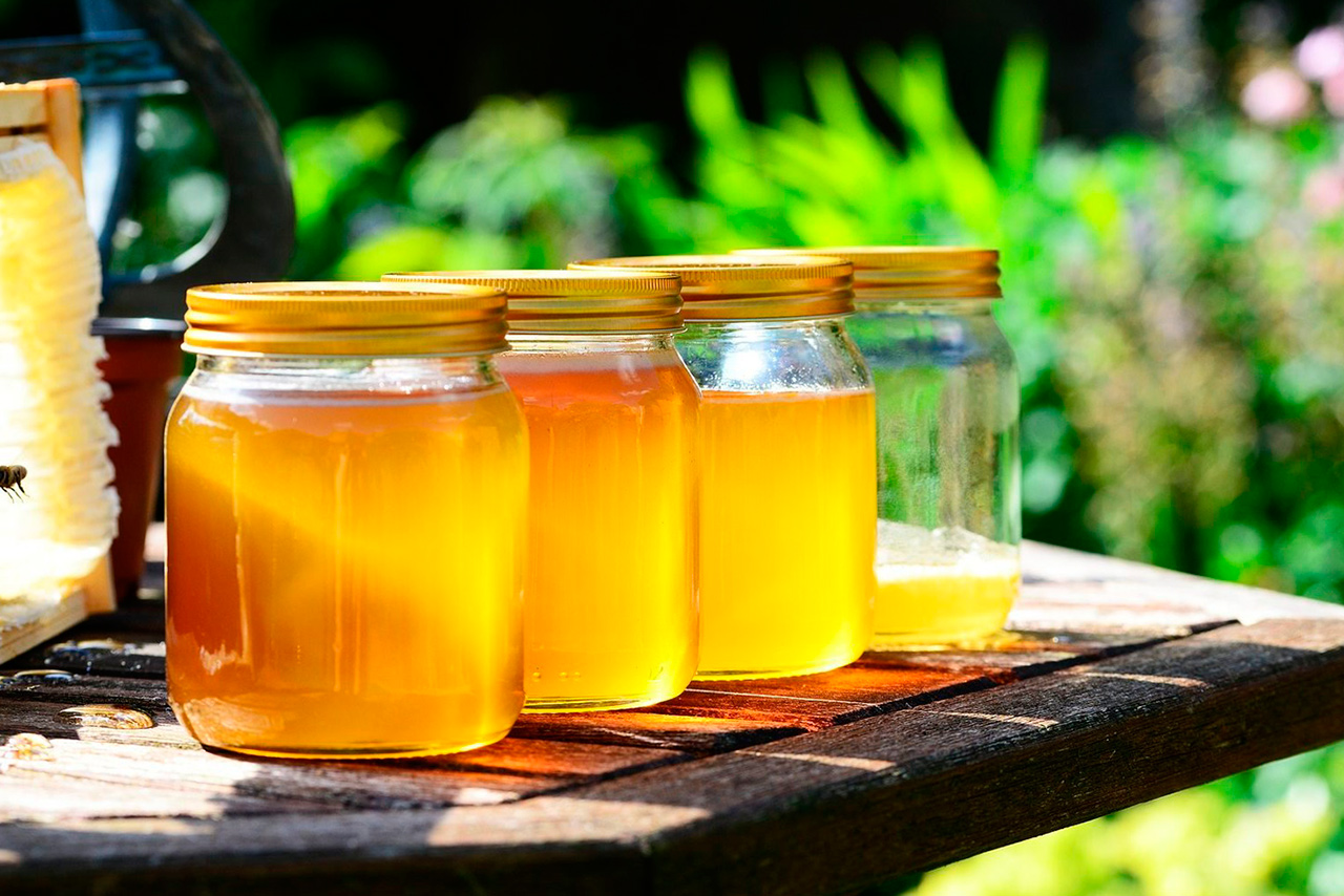 Хранение пчелиного меда