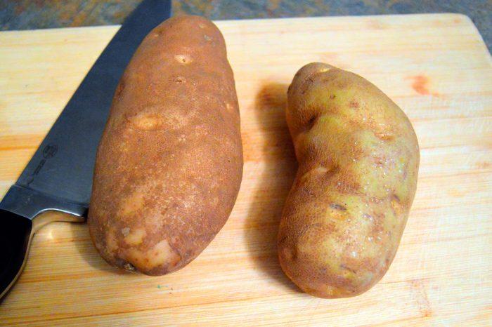 Лечение геморроя картофелем