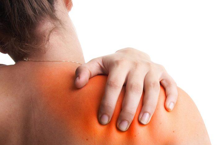 Периартрит лопаточно-плечевой