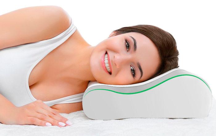 Выбор подушки для хорошего сна