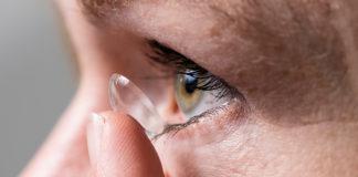 Подбор линз для глаз