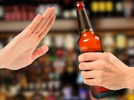 Отрицательное влияние спиртного