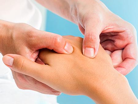 Профилактика онемения пальцев рук