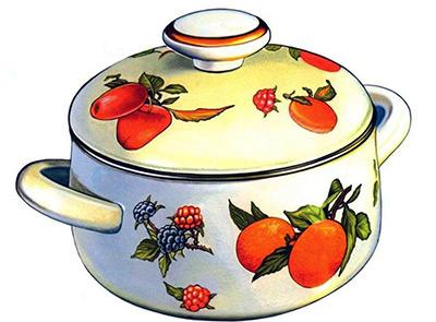 Правильная посуда для кухни