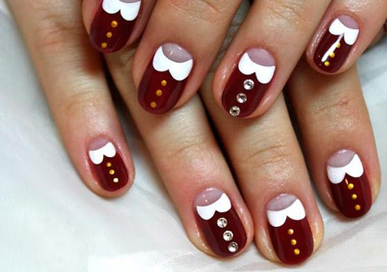 Крепкие ногти на руках