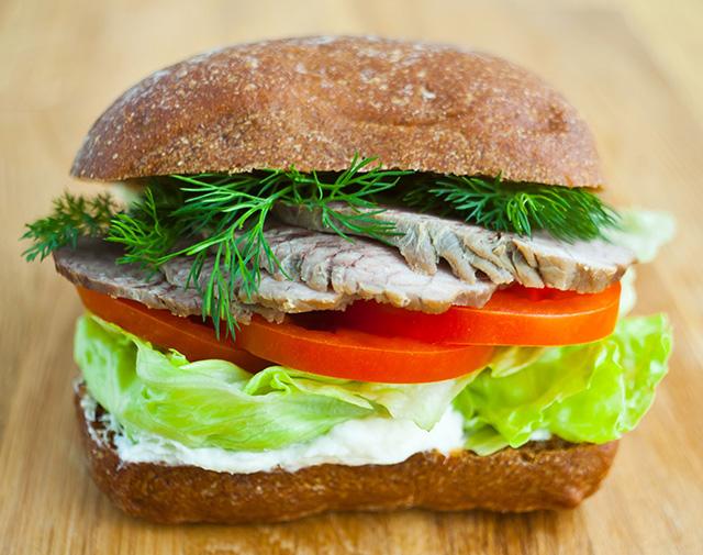 Сэндвичи с лобстером