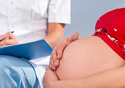 Геморрой у беременной женщины