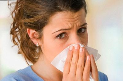 Сильная простуда из-за сквозняка