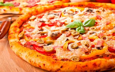 Пицца для мужчин