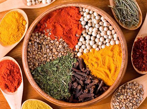 Пряности и специи для кулинарии