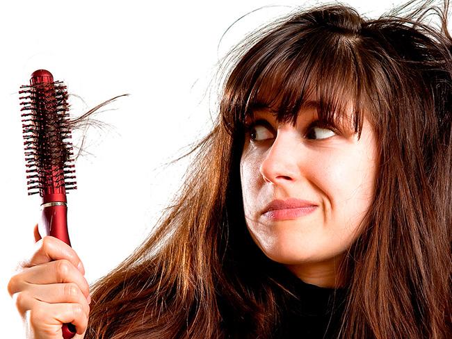 Как женщине укрепить волосы