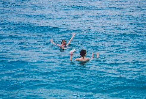 Морская терапия