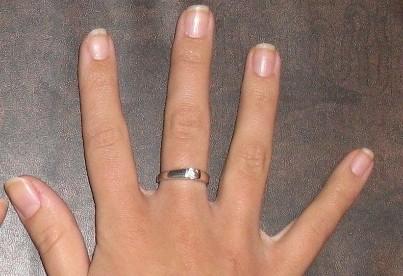 Красивые ногти у женщины