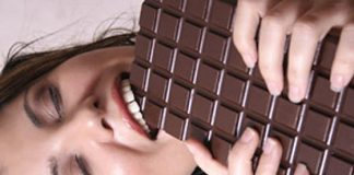 Шоколад от хандры