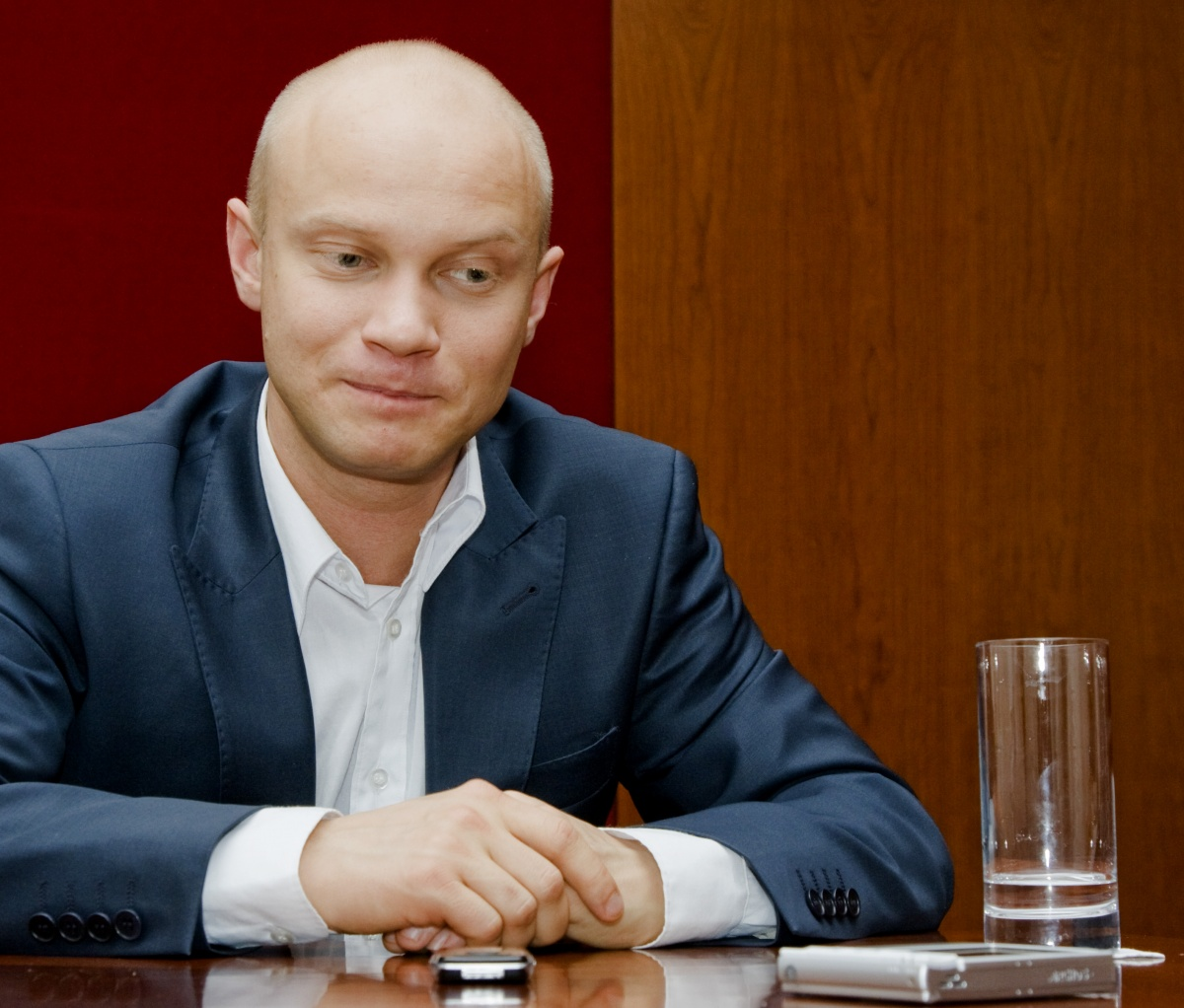 Биография и личная жизнь Дмитрия Хрусталева фото