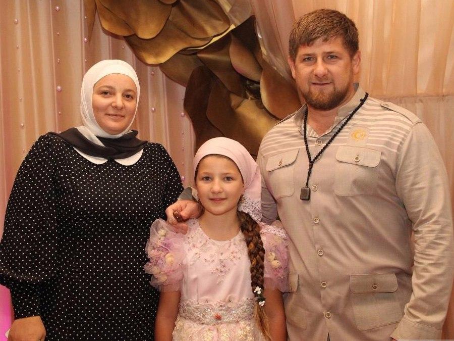 Биография и личная жизнь Рамзана Кадырова фото