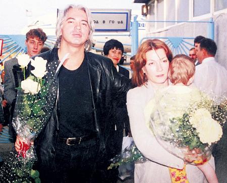 Бывшая жена Дмитрия Хворостовского – Светлана Хворостовская фото