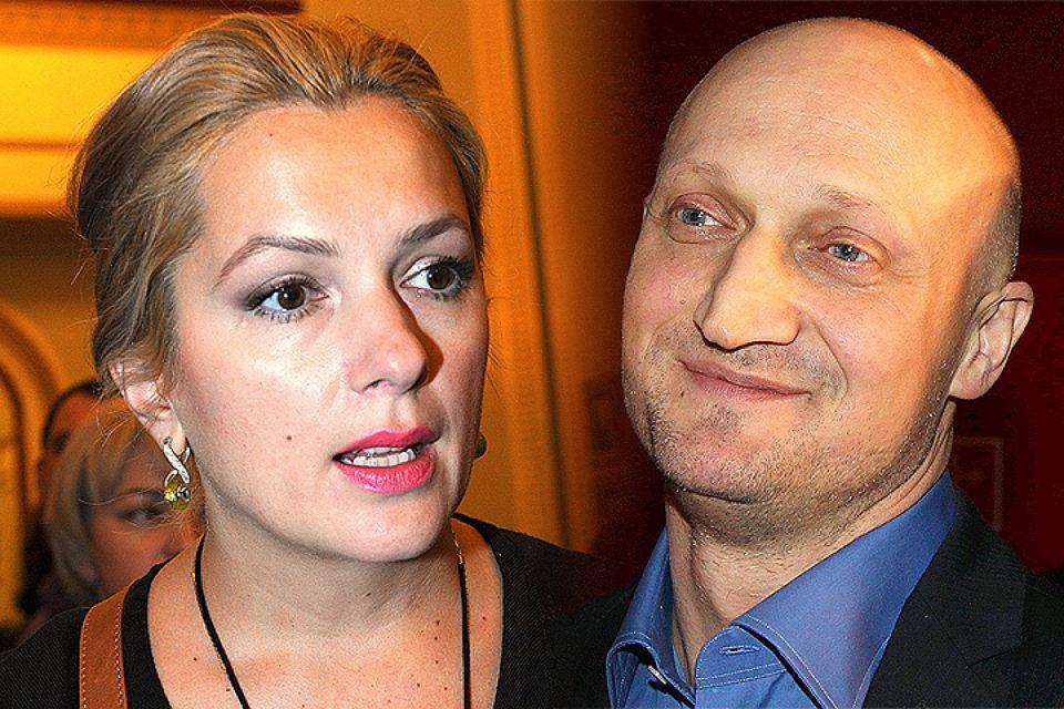 Бывшая жена Гоши Куценко – Мария Порошина фото