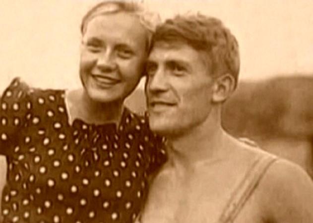 Бывшая жена Николая Крючкова – Алла Парфаньяк фото