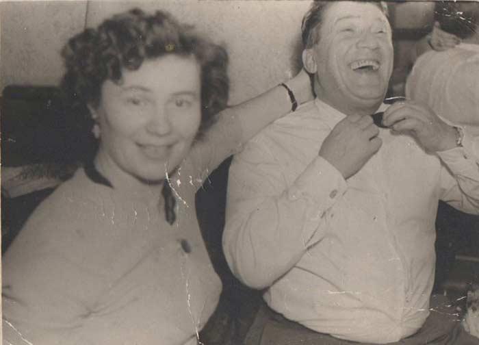 Бывшая жена Николая Крючкова – Зоя Кочановская фото