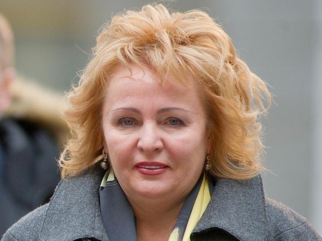 Бывшая жена Владимира Путина – Людмила Путина фото
