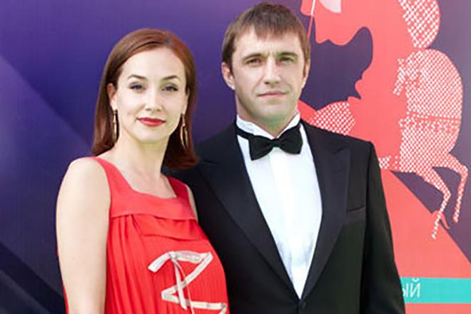 Бывшая жена Владимира Вдовиченкова – Наталья Давыдова фото
