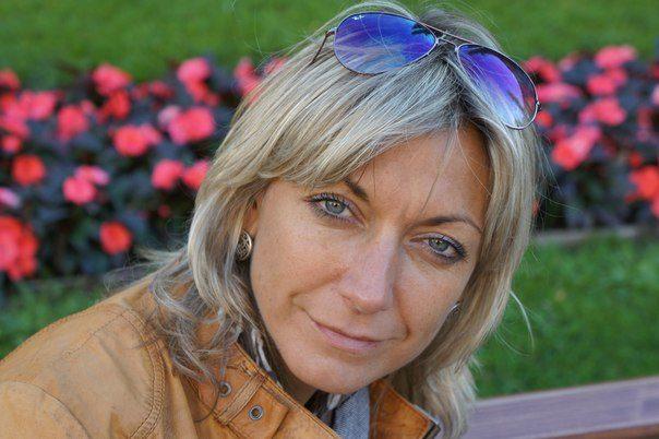 Бывшая жена Владимира Вдовиченкова – Виктория Наталуха фото