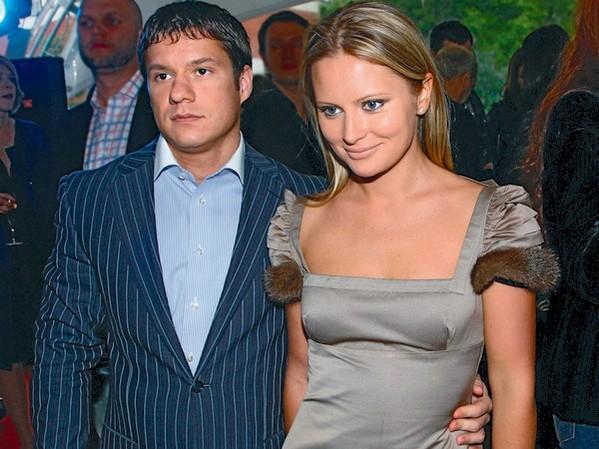 Бывший гражданский муж Даны Борисовой – Максим Аксенов фото