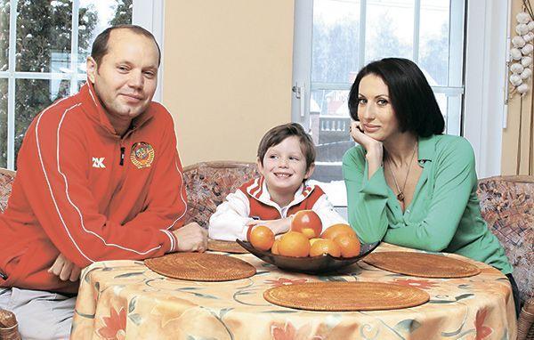 Бывший муж Алики Смеховой - Николай фото