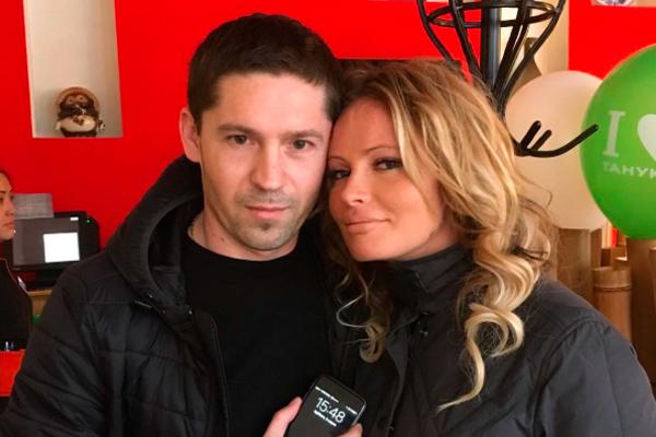 Бывший муж Даны Борисовой – Андрей Трощенко фото