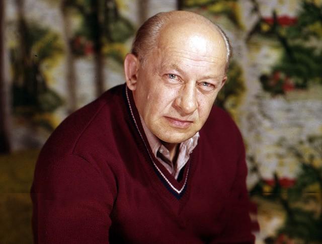 Бывший муж Галины Волчек – Евгений Евстигнеев фото