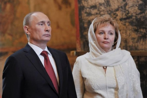 Бывший муж Людмилы Путиной – Владимир Путин фото