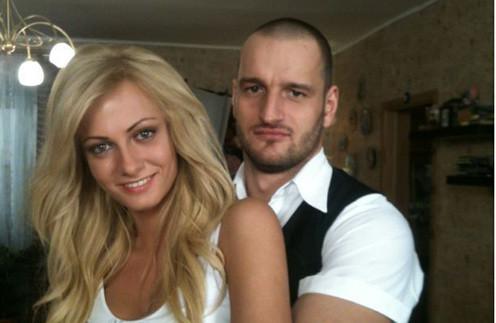 Бывший муж Полины Максимовой — Алексей Самсонов фото