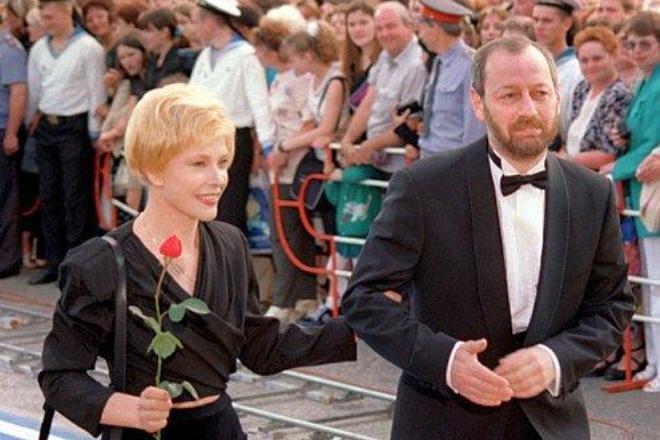 Бывший муж Татьяны Догилевой – Михаил Мишин фото