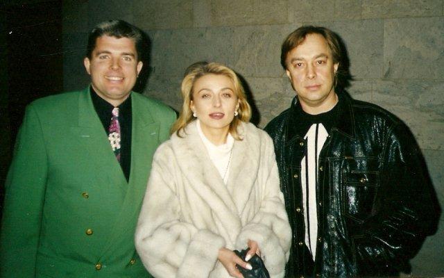 Бывший муж Татьяны Овсиенко – Владимир Дубовицкий фото
