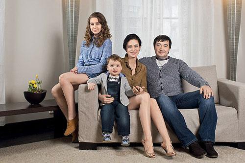 Дети Анны Ковальчук фото