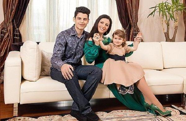 Дети Жасмин (певица) фото