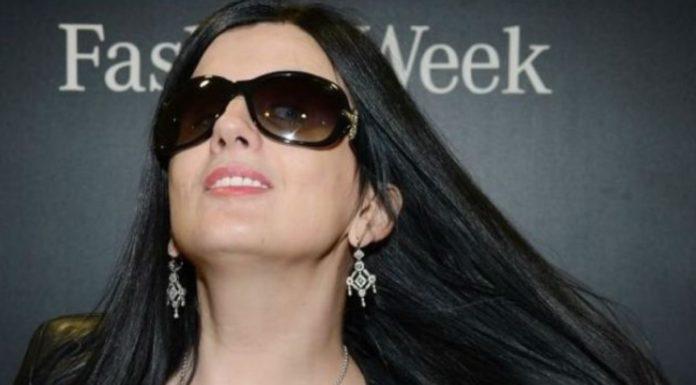 Диана Гурцкая, фото без очков с открытыми глазами