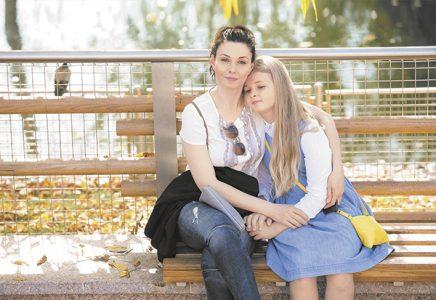Дочь Александра Голубева – Анна фото