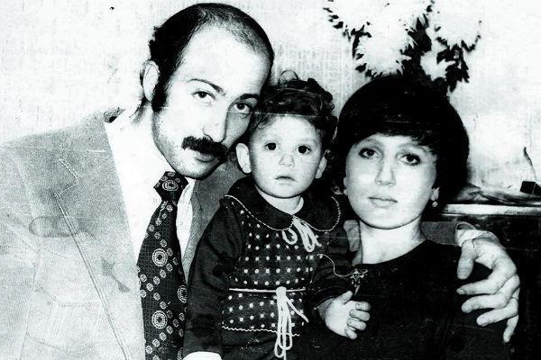 Дочь Александра Розенбаума – Анна Савшинская фото
