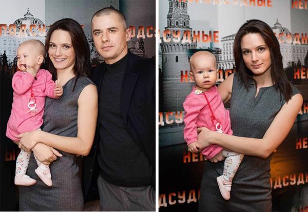 Дочь Игоря Петренко – София-Каролина фото