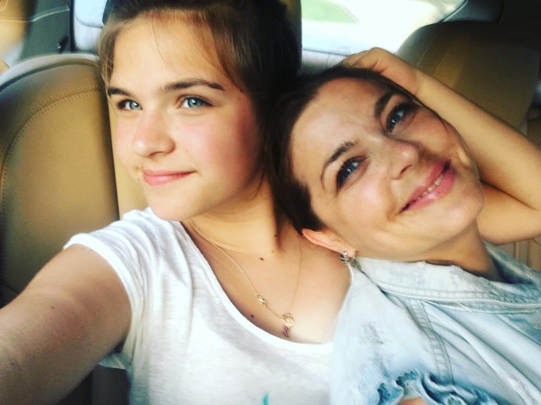 Дочь Ирины Пеговой - Татьяна фото