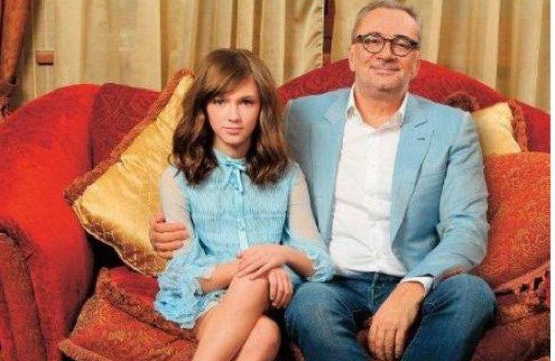 Дочь Константина Меладзе — Лия Меладзе фото
