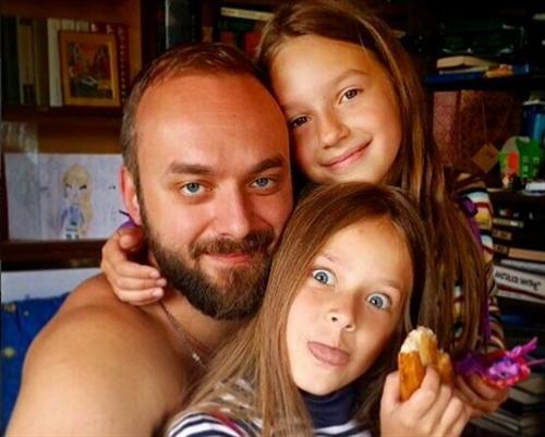 Дочь Максима Щеголева - Мария фото