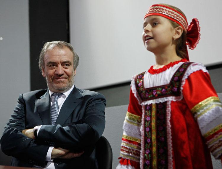 Дочь Валерия Гергиева - Тамара фото