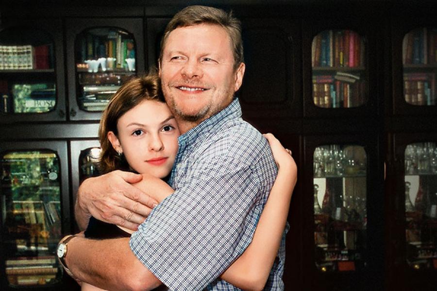 Дочь Виталия Соломина – Елизавета фото