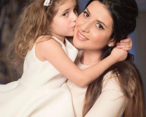 Дочь Жасмин – Маргарита Шор фото
