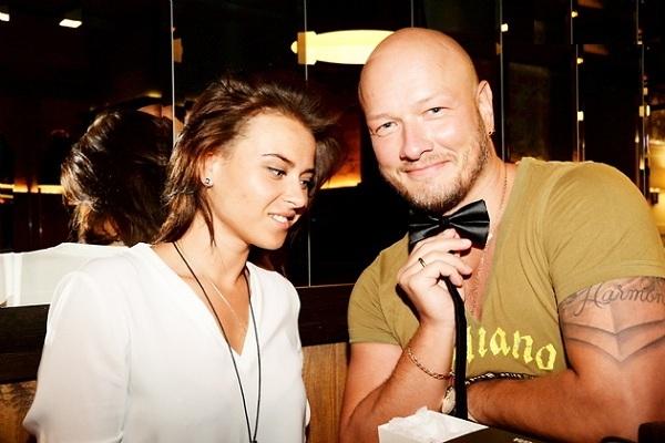 Гражданская жена Никиты Панфилова – Ксения Соколова фото